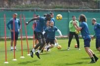 OYUN HAVASI - Aytemiz Alanyaspor'da Beşiktaş Maçı Hazırlıkları Sürüyor