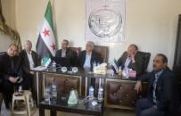 AFRİN - Azez'de Afrin'de Mahalli Yönetim Oluşturma Toplantısı Yapıldı