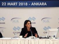 ŞEHİT YAKINLARI - Bakan Sarıeroğlu'dan 'SGK Batıyor, Gayrimenkullerini Satışa Çıkardı' İddialarına Cevap
