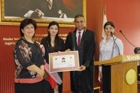 ALI ER - Baro Başkan Er Açıklaması 'Meslektaşlarımız İçin Yeniliklere Devam Ediyoruz'