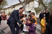 FENER ALAYI - Başkan Altay Açıklaması 'Çocuklar Bereketimizi Arttırıyor'