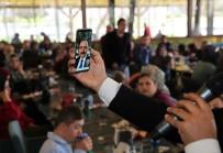 TELEKONFERANS - Başkan Cahan'dan Down Sendromlu Çocuklara İstihdam Müjdesi