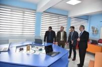 MÜHENDISLIK - Başkan Doğan, STEM Sınıfına 3D Yazıcı Hediye Etti