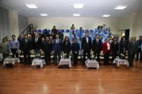 HIPOKRAT YEMINI - Başkan Duruay ZİÇEV Öğrencilerine Diploma Verdi