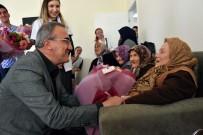 SAĞLIKÇI - Başkan Karaçoban'dan Yaşlılar Haftası'nda Anlamlı Ziyaret
