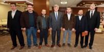 GEBZELI - Başkan Karaosmanoğlu'na Ziyaretler Sürüyor