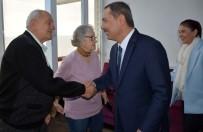 ANıTKABIR - Başkan Uysal, Huzurevi Sakinlerini Ziyaret Etti