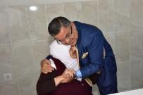 HUZUR EVI - Başkan Yağcı'dan Huzurevi Yaşlı Bakım Ve Rehabilitasyon Merkezi'ne Ziyaret