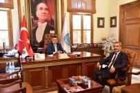 İSMAIL KURT - Başkan Yağcı'ya Fuara Katılım Daveti