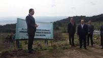 ORMAN İŞLETME MÜDÜRÜ - Bergama'da Şehitlerimiz Anısına Fidan Dikimi
