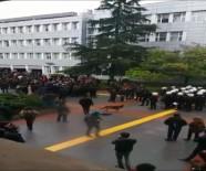 ÇEVİK KUVVET POLİSİ - Boğaziçi Üniversitesinde Polis Müdahalesi Açıklaması 8 Gözaltı