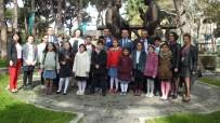 HÜSEYIN ÖNER - Burhaniye'de Ağaçlar Kimlik Kazandı