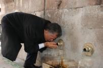 ERCIYES - Büyükkılıç, 'Kayserimiz Çeşmelerinden Su İçilebilen Ender Şehirlerdendir'