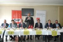 KÜÇÜKKUYU - CHP Bayramiç İlçe Yönetimi, Muhtarlarla Kahvaltıda Buluştu