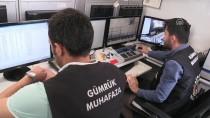 CİLVEGÖZÜ SINIR KAPISI - Cilvegözü Sınır Kapısı'na Son Teknoloji X-Ray Cihazı