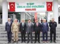 HASAN BASRI GÜZELOĞLU - Diyarbakır'da Dünya Su Ve Meteoroloji Günü Kutlandı