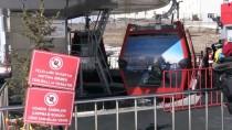 ERCIYES - Erciyes'te Kayak Sezonu 15 Nisan'a Kadar Uzadı