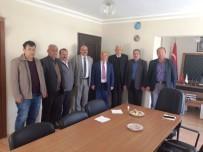 KOCABAŞ - ESOB Başkanı Konak, Seçimleri Tamamlanan Esnaf Odalarını Ziyaret Etti