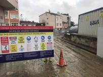 DAR SOKAKLAR - Eyüpsultan'da Aşçıbaşı Otopark Projesi Durduruldu