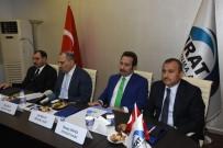 KALKINMA BAKANLIĞI - FKA Mart Ayı Yönetim Kurulu Toplantısı Malatya'da Yapıldı