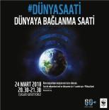 İKLİM DEĞİŞİKLİĞİ - Forum Magnesia'dan 'Dünya Saati'ne Destek