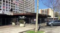 MARKET - Fransa'da Türklere Ait Markette Yangın