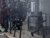 ÖĞRETMENLER - Fransa karıştı! Yüzlerce insan sokağa döküldü