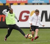 FLORYA - Galatasaray, Trabzonspor Maçı Hazırlıklarını Sürdürdü