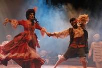 DERYA ALABORA - GAÜ 5. Tiyatro Günleri Başladı