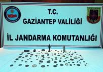 BRONZ HEYKEL - Gaziantep'te Tarihi Eser Kaçakçılarına Operasyon