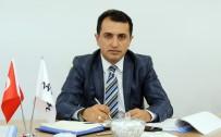 ÜLKER - Genel Sekreter Yardımcısı Kaplan Göreve Başladı