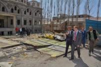 ULU CAMİİ - Hakkari Ulu Camii Çevresinde Büyük Dönüşüm Başlıyor