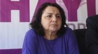 TERÖR ÖRGÜTÜ - HDP MYK Üyesi Gülsüm Ağaoğlu Tutuklandı