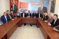 HEKİMHAN - Hekimhan Muhtarlar Derneği'nden CHP'ye Ziyaret