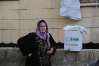 ZEYTIN DALı - İHH İnsani Yardım Vakfı, Afrin'deki Binlerce Aileye Yardımlarını Sürdürüyor