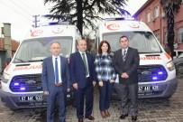 SAĞLıK BAKANLıĞı - İl Sağlık Müdürlüğüne Tam Donanımlı İki Ambulans Takviyesi