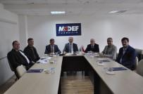 MOBİLYA FUARI - İnegöl Mobilya Fuarı Hazırlıkları Tamamlandı