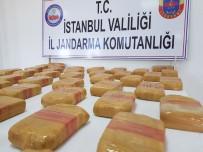 EROIN - Jandarmadan 5 Milyonluk Uyuşturucu Operasyonu