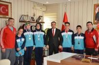 YUSUF YıLDıZ - Judocuların Başarıları Sakarya'yı Büyüledi