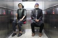 BAKANLIK - Kahta Devlet Hastanesinde 'Açılabilir Koltuklu' Asansör