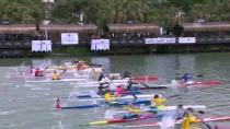 HıRVATISTAN - Kano Açıklaması Gloria Cup 5 Bin Metre Durgunsu Yarışmaları
