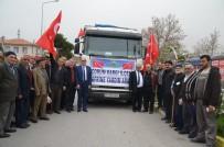 Kargı'da Afrin'e 13 Ton Pirinç Gönderildi