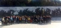 MILLI EĞITIM MÜDÜRLÜĞÜ - Karşıyakalı Gençler, Çanakkale Ruhunu Yaşadı