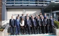 LİBYA BÜYÜKELÇİSİ - KSO Başkanı Kütükcü Açıklaması 'Konya Tarım Makineleri Sektörü Dünyanın Her Yeriyle İş Birliği Yapmaya Hazır'