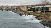 SU ÜRÜNLERİ - Marmara Denizi'nde Ulaşıma Poyraz Engeli