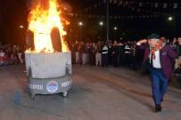 ZEYTIN DALı - Mersin Büyükşehir Belediyesi'nden 'Nevruz' Etkinliği