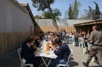 MEHMETÇIK - Mutlu Köylülerden Mehmetçik Vakfı'na Bağış