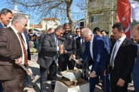 EMİR OSMAN BULGURLU - Nevruz Kutlamasında Afrin'deki Mehmetçik'e Destek Yürüyüşü