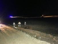 Nevşehir'de Askeri Uçak Düştü Açıklaması 1 Şehit