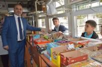 VAHDETTIN ÖZKAN - Okul Kantinin Bir Günlük Geliri Mehmetçik Vakfına